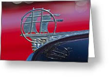 1934 plymouth ornament 2 photograph by reger