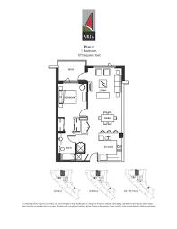 aria 3 bedroom u2013 plan p