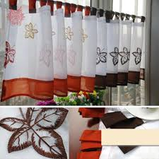 Window Curtains For Kitchen by Online Get Cheap Office Window Curtain Aliexpress Com Alibaba Group