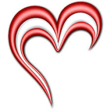 heart ribbon heart ribbon icon