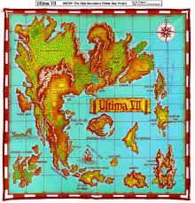 Ff6 World Of Ruin Map by This Always Has Been And Always Will Be The Best Video Game Map