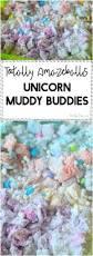 totally amazeballs unicorn muddy buddies nerdy mamma