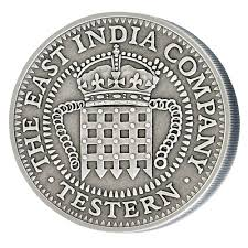 the east india company 2017 testern silver coin