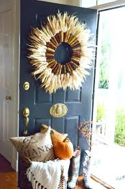 front doors burlap is one of falls most versatile supplies and