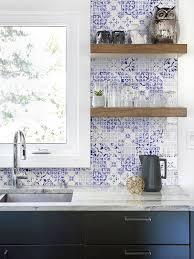 kitchen backsplash ideas with cabinets 113 blue backsplash ideas style layouts tips