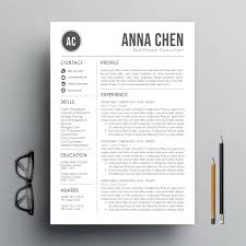 best 25 web design black best 25 modern resume template ideas on pinterest resume inside