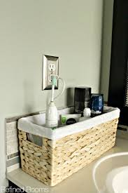 a few of my favorite things bathroom organizing products