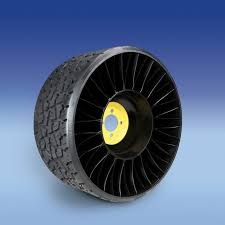 Airless Tires For Sale Car Tyre Used Michelin Opens First Plant Dedicated To Production Of Airless Tires