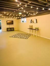 undisgusting painted basement floor basement flooring