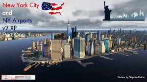 New York Scenery images Scenery reviews new york city and ny airports v2 xp part one by jpg