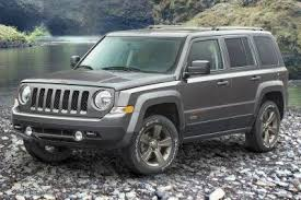 gas mileage for jeep 2017 jeep patriot latitude suv review ratings edmunds