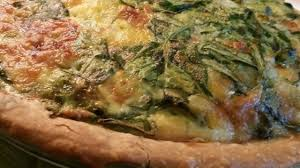 Spinach Quiche With Cottage Cheese by Green Chile Spinach Quiche Recipe Allrecipes Com