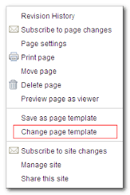 Google Sites File Cabinet Changing Page Templates Unofficial Google Sites Help Faq