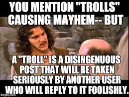 Definition Internet Meme - definition of a troll imgflip