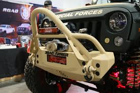 sema jeep yj special forces road armor jk jeep wrangler gat daily guns ammo