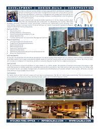 cal blu inc development design build construction management