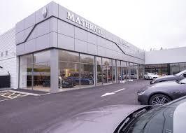 maserati dealership hr owen maserati south manchester opening 2016 dealership