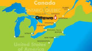 capital of canada map from elsewhere canada s muslim murder epidemic fahrenheit211