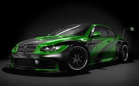bmw car in black colour green black colour bmw car wallpaper buntycars