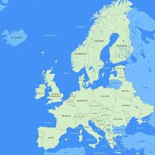 European Union Map Map Europe