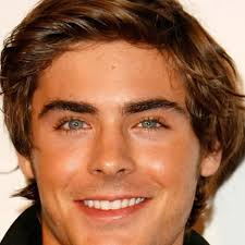 awesome zac efron long hair with mens long hairstyles for thick