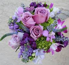bouquets of flowers best 25 purple flower bouquet ideas on purple wedding