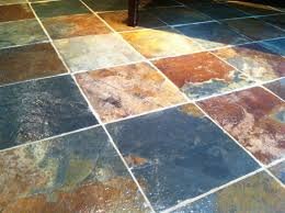 flooring slate tile flooring forale home depot cost ideas
