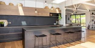 wooden kitchen cabinets nz guyco kitchens bathrooms and joinery
