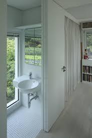 Studio Bathroom Ideas Eco Friendly House Floating White Sink In Inspiring Minimalist