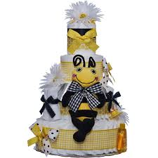 lil baby shower sweet bee 4 tier cakes baby shower cakes unique