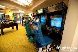 game room at the marriott maui resort and ocean club oyster com