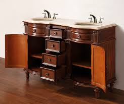 legion wm6554 55 antique bathroom vanity antique cherry finish