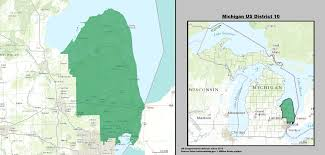 Howell Michigan Map by Voters In Michigan U0027s 10th District Are Picking A Brand New