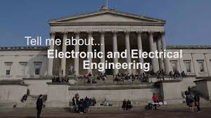 tell me about electronic and electrical engineering youtube