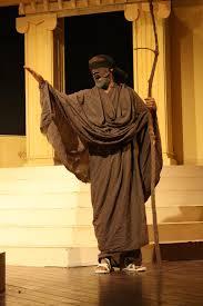 Oedipus Blinds Himself Beanbag Tales Oedipus Rex A Pictorial