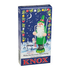 amazon com knox variety of holiday scented incense cones pack of
