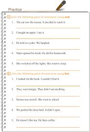 grade 3 grammar lesson 15 conjunctions grade 3 grammar