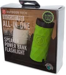 Outdoor Tech Outdoor Tech Buckshot Pro Bluetooth Speaker Rei Com