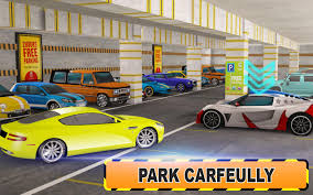 Car Park by Car Parking Games Multistorey Car Parking Android Apps On