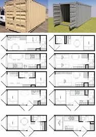 container home interior foot shipping container floor plan brainstorm tiny house living