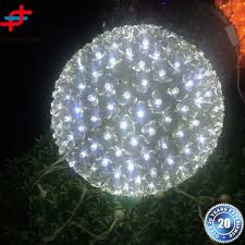 Outdoor Lighted Balls by Large Led Christmas Balls Large Led Christmas Balls Suppliers And