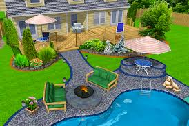 Garden Design Garden Design With Beautiful Backyard Designs - Designer backyards