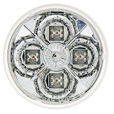 led truck and trailer lights w clear lens 2 5 led side