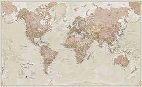 antique map world antique map of the world by maps international