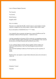 Embassy Letter From Bank How To Write A Letter Of Statement Image Collections Letter