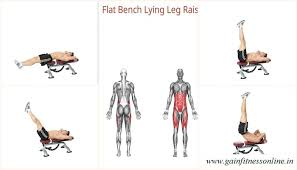 Leg Raise On Bench Perfect Abs Workout Gain Fitness Online
