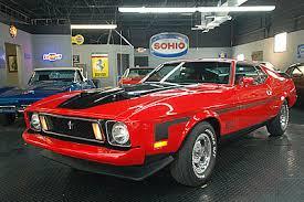 1972 mustang mach 1 value seven motorcars inc 1973 mach 1