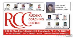 jobs for journalists in chandigarh map sector ruchika coaching centre