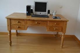 bureau en pin massif vends bureau en pin massif bonjour ankara