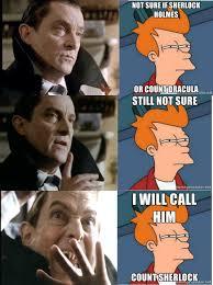 Funny Sherlock Memes - sherlock holmes not sure meme by mrsjokerquinn on deviantart